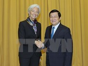 IMF vows to help Vietnam gain macro-economic stability