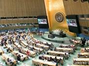 Vietnam pledges promotion of women's empowerment