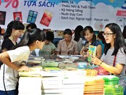 Ninth HCM City book fair to open later this month
