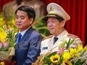 Doan Duy Khuong appointed Director of Hanoi Police