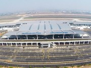 Noi Bai voted as world's most improved airport