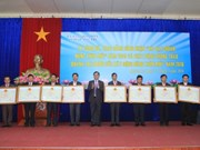 Quang Tri recognises 15 additional new-style rural communes