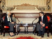 HCM City should invest more in infrastructure: IMF leader