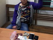 Two Vietnamese, one Chinese nicked for drug transport