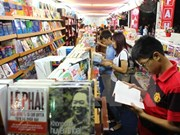 Ho Chi Minh City book fair introduces 300,000 titles