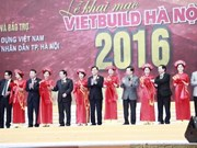 Nearly 450 firms join Vietbuild 2016 in Hanoi