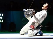Vietnamese fencers vie for Olympic berths in RoK