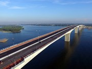Quang Nam: Cua Dai bridge opens to traffic