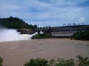 Laos pledges to help Vietnam's Mekong Delta battle drought