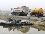Most sewage to be treated in Ninh Binh