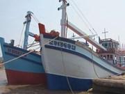 Soc Trang launches wood-hulled fishing boats built under Decree 67