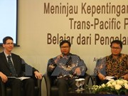 Vietnam willing to share TPP joining experience with Indonesia
