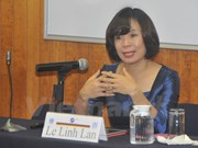Talk on Vietnam's foreign policy in Mexico