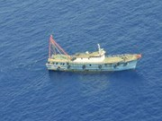 Indonesia sinks 23 foreign fishing vessels