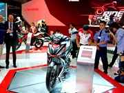 First Vietnam Motorcycle Show kicks off in HCM City