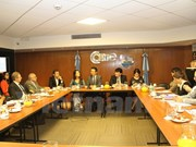 Argentine firms take interest in Vietnamese market