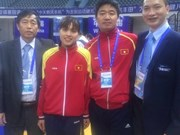 Vietnamese fencers grab Olympic tickets