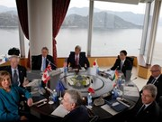G7 Foreign Ministers highlight maritime security, safety