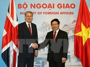 Vietnam, UK mull over ways to foster strategic partnership