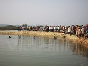 Nine students drown in Quang Ngai province