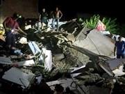 State, Gov't leaders send condolences to Ecuador over earthquake