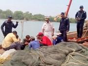 Malaysia detains 14 more Vietnamese fishermen