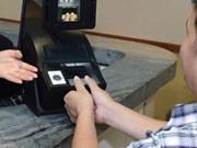Singapore to scan visitors' fingerprints