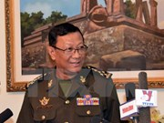 Cambodia, US foster cooperation in maritime security