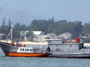 Vietnam, China hold talks on maritime cooperation