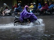 Hanoi struggles with heavy flooding
