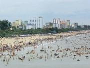 Thanh Hoa vibrant with marine tourism festival