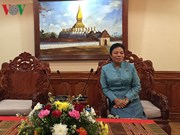 Vietnam visit shows Laos' priority on bilateral ties