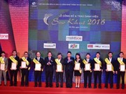 Sao Khue IT winners named