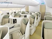 Vietnam Airlines uses Boeing 787-9 Dreamliner on route to Beijing