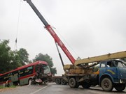 Traffic accidents kill 41 on May 2