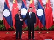 China, Laos enhance ties