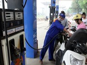 Fuel prices gain over 600 VND per litre