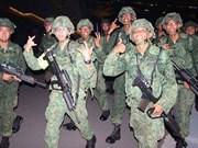 Australia, Singapore foster defence ties