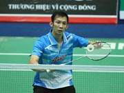 Top Vietnamese badminton players secure Olympic passes