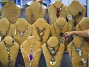 International jewellery fair held in Jakarta