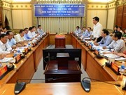 HCM City, Hau Giang look to joint initiatives