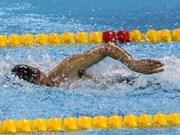 Tung wins gold at IPC Swimming European Open