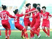 Women's national football championship kicks off