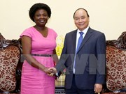 PM hosts WB Vice President for East Asia and Pacific
