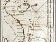 Maps showing island sovereignty displayed in US