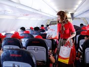 Vietjet continues its zero-fare promotion on international routes