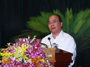 PM leaves Hanoi for Russia visit