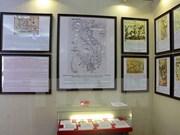 Maps, documents on Hoang Sa, Truong Sa on display in Tay Ninh