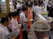 Int'l food ingredient exhibition underway in Vietnam