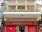 Uncle Ho's Hanoi house named a special historical site